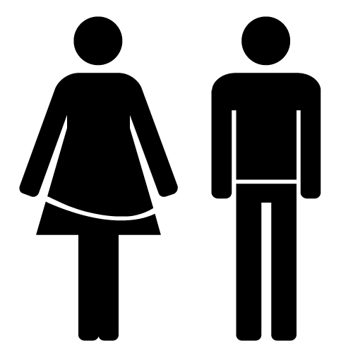 male-female « TRANSITIONS