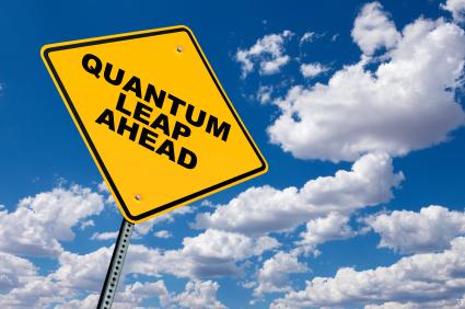 quantum leap ahead