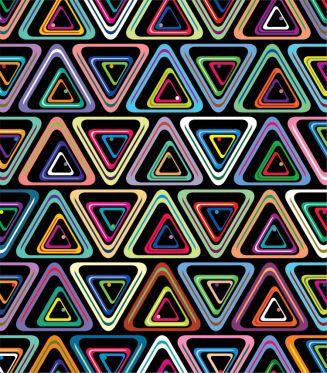 750x857 triangles on black