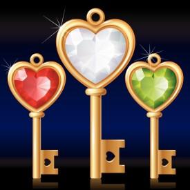 keysinheart